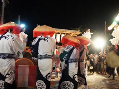 榊原のかんこ踊り