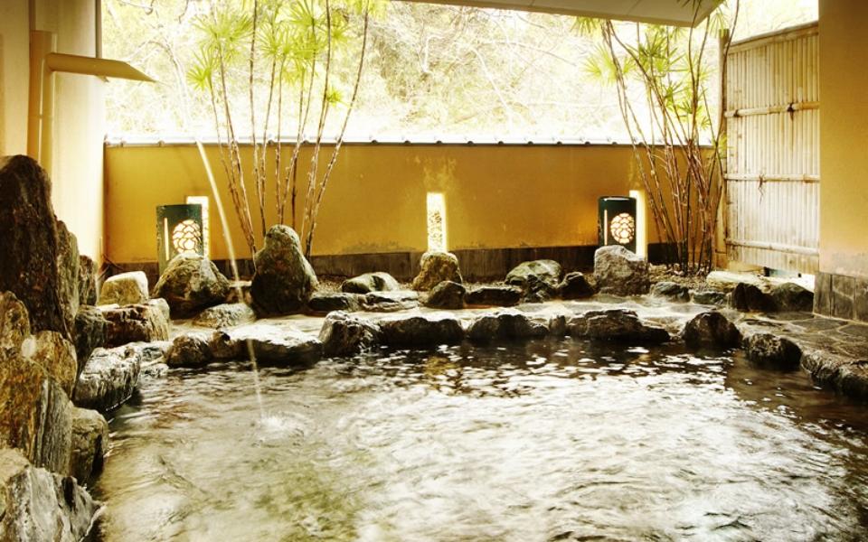榊原温泉『湯の庄』