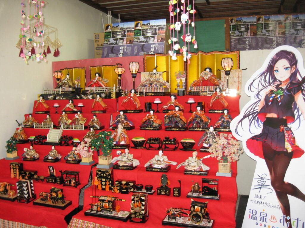 榊原温泉ひな祭りフォトコンテスト開催