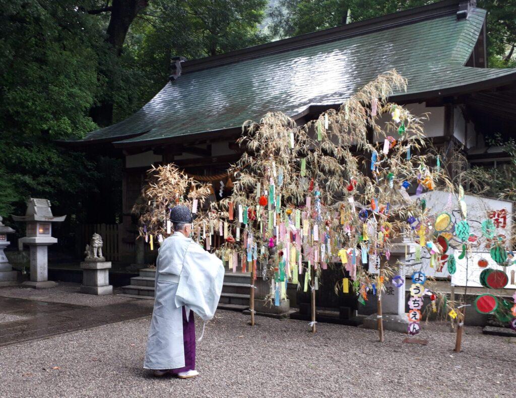 榊原温泉「七夕飾り祈願」のお知らせ